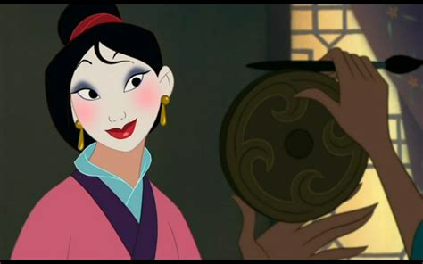china white wall ranking disney 21 mulan 1998 b
