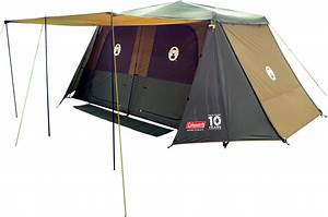 Coleman 3 Room Tent Instructions