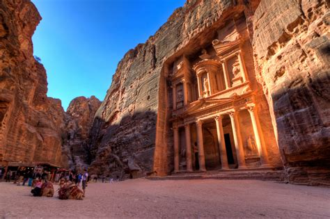 Petra Jordan Sunrise Sunset Times
