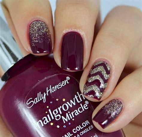 plum nail polish options     fall  love