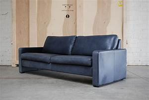 Cor Sofa Conseta : vintage conseta blue leather sofa from cor for sale at pamono ~ Watch28wear.com Haus und Dekorationen