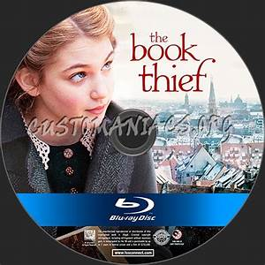 The Book Thief blu-ray label - DVD Covers & Labels by ...