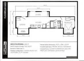 park model rv trailers 1 floor plan 8403 park homes