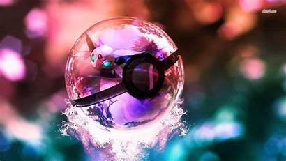 Pokemon Pokeball Backgrounds Anime Desktop Wallpapers Background