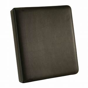 Royce executive 1 in binder document organizer black 303 for Document organizer binder
