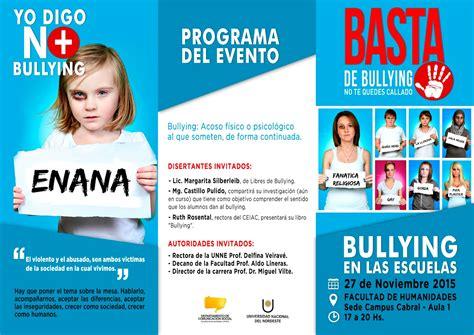 Violencia Social : Evento sobre Bullying