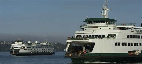 Ferry Boat Jobs Seattle by Enviroissues Seattle Ferry Terminal At Colman Dock