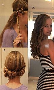How to Curl Your Hair Overnight