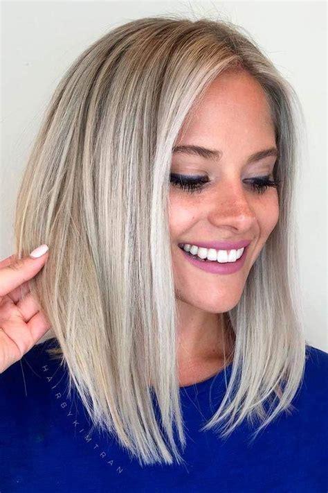 Medium Haircut Inspiration For 2018 Southern Living