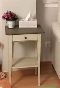 Ikea Hemnes Hack : ikea black hemnes nightstand hack painted with chalk paint my own diy pinterest sovrum ~ Markanthonyermac.com Haus und Dekorationen