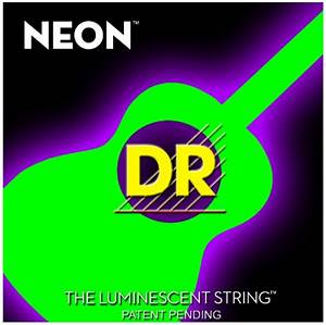 The Rock House Blog DR Strings Present Neon Acoustic