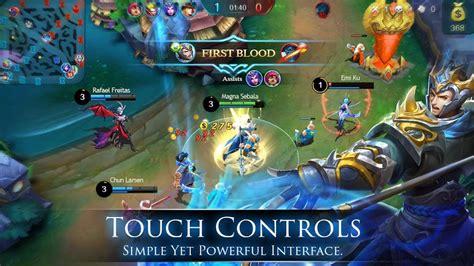 play mobile legends bang bang  pc  mac