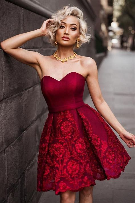 best cocktail x mas dress best 25 dresses ideas on homecoming dresses prom dresses and hoco