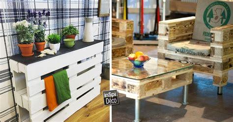 des meubles originaux en bois de palette 20 id 233 es tutorial