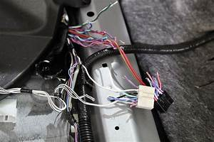 Tundra-jbl-wiring-harness-repair-making-new-harness-2 - Taco Tunes