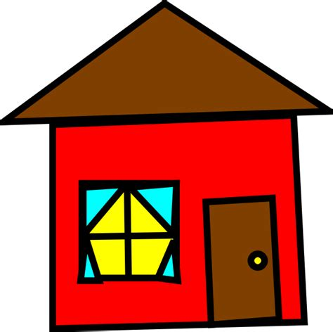 house clipart home sweet home clip at clker vector clip