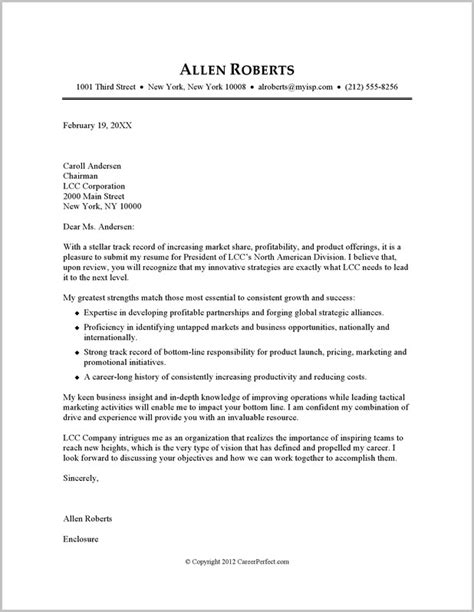 cover letter exles for unknown employer