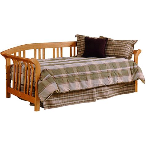 dorchester daybed with trundle country pine walmart com
