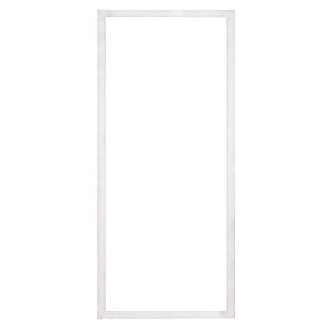 american craftsman 50 series white fixed panel reversible