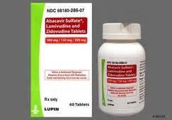 Abacavir / Lamivudine / Zidovudine Prices and Abacavir / Lamivudine ... Abacavir, Zidovudine and Lamivudine