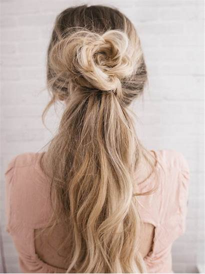 Prom Hair Hairstyles Ponytail