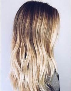 Ombré Hair Chatain : ombr hair gold ombr hair les plus beaux d grad s de ~ Dallasstarsshop.com Idées de Décoration