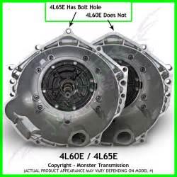 4L60E 4L65E Transmission Remanufactured Mild 4 8 5 3 LS1 6