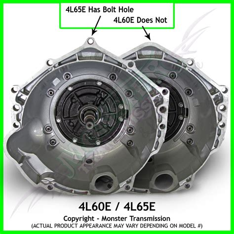 4L60E 4L65E Transmission Remanufactured Heavy Duty 4.8 5.3 ...