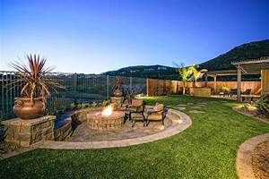 13, Outdoor, Fire, Pit, Landscaping, Ideas, For, Your, Backyard