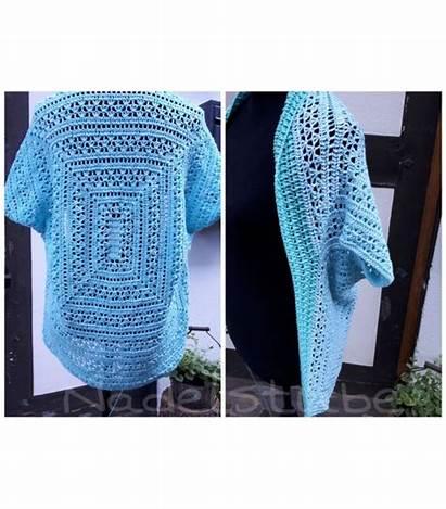 Kiss Summer Crochet Pattern Shawl Blanket Scarf