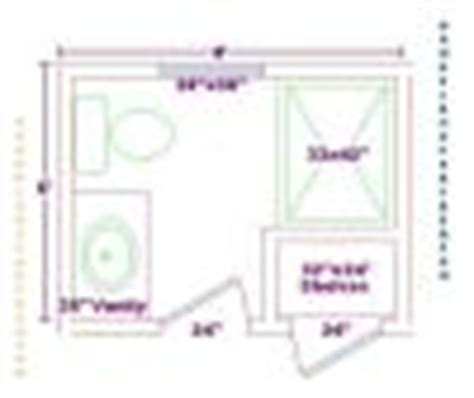 6x8 bathroom floor plan 6x8 bathroom floor plans ask home design