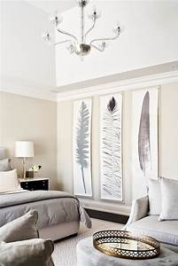 Remodelaholic 60 budget friendly diy large wall decor ideas for How to decorate walls with art