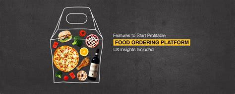 features to make your food ordering and delivery website succeed