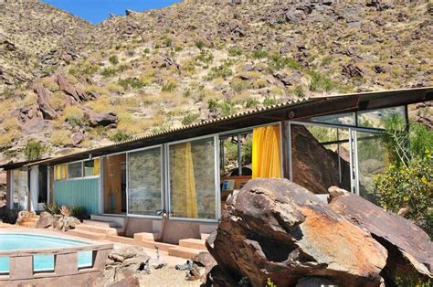 Arizona Tile Palm Springs by Albert Frey House Ii In Palm Springs Yellowtrace