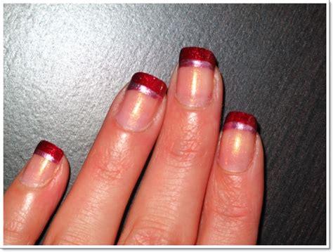 tip nail design 22 awesome tip nail designs