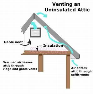 Attic Insulation  U0026 Attic Fans
