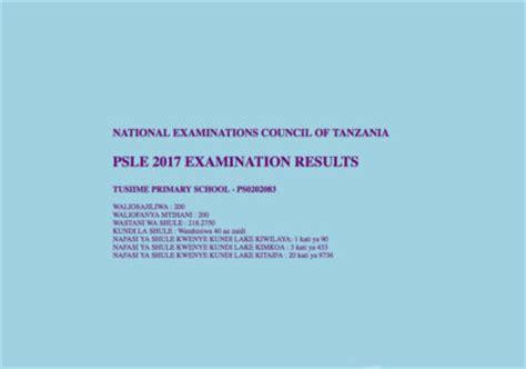 Matokeo Ya Form Two 2016 2017 by Tusiime Schools Best School Dar Es Salaam Tanzania