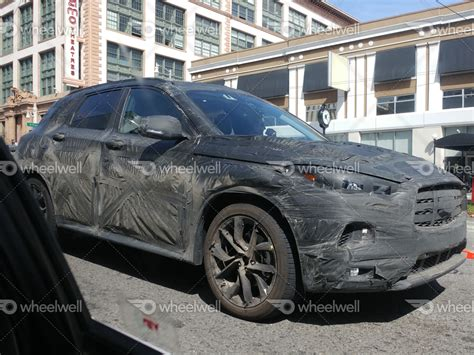 2018 Infiniti Qx50 Spotted Shifting From Concept To Production