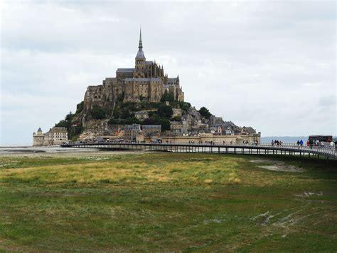visiter le mont michel entre bretagne et normandie