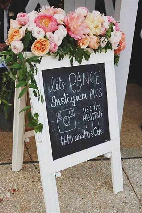 wedding hashtag inspiration  real couples easy weddings