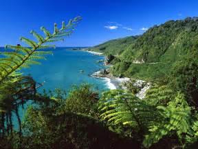 South Island New Zealand Mountain