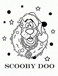Scooby Doo Christmas Coloring Pages - Best Toys Collection