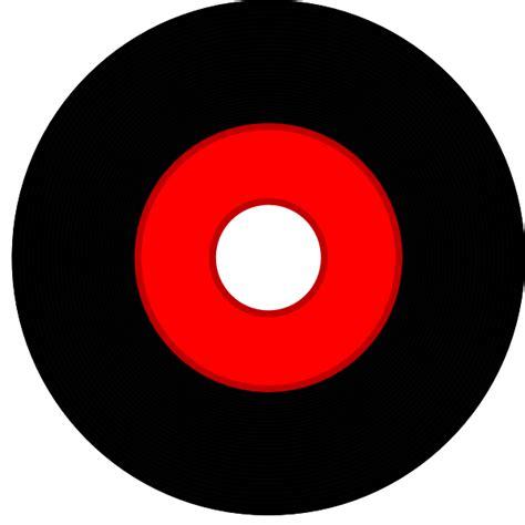 Record Clipart Black Vinyl Record Clip At Clker Vector Clip