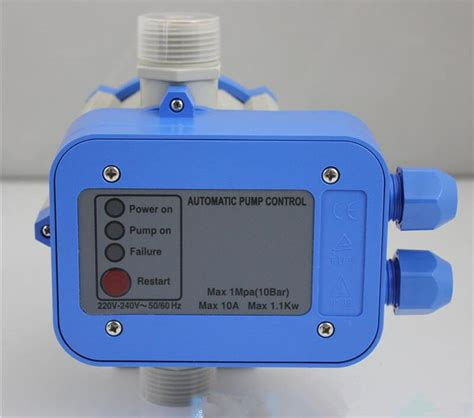 Automatic Water Pump Pressure Controller Electric