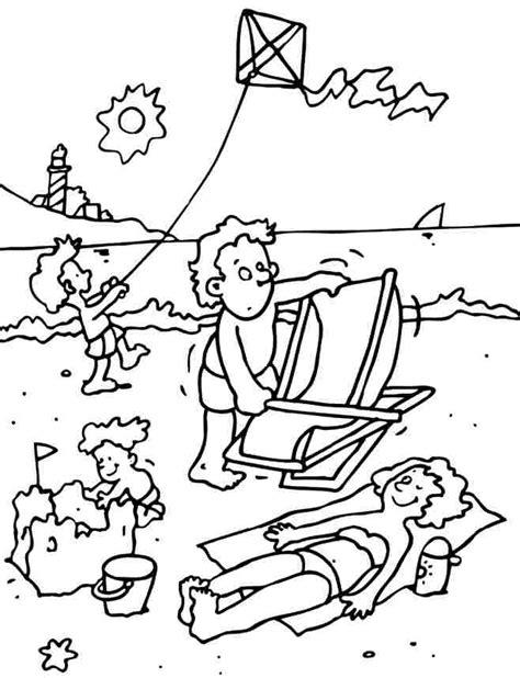 preschool summer coloring pages az coloring pages 734 | Bcaab9qc8