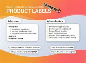 magento product labels sale stickers image labels With how to make product labels