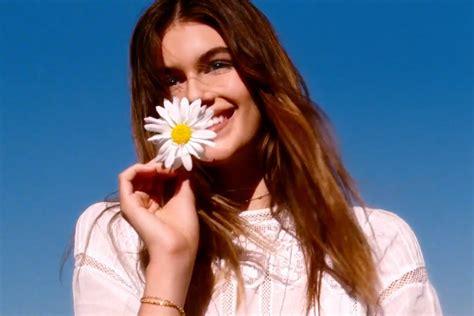 Kaia Gerber Stars in Marc Jacobs' Daisy Campaign | HYPEBAE