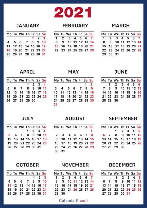 calendar   holidays printable  blue