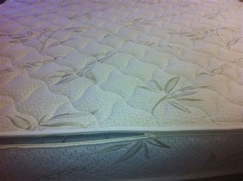 cal king bamboo wool zippered mattress cover replacement