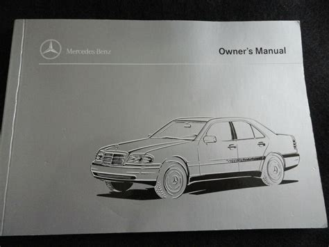 best auto repair manual 2001 mercedes benz c class windshield wipe control 1996 mercedes benz c220 c280 c36 amg owners manual c 220 280 36 ebay